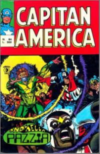 Capitan America (1973) #084
