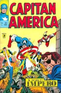 Capitan America (1973) #085