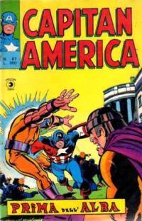 Capitan America (1973) #087
