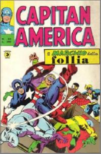 Capitan America (1973) #093