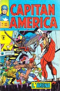 Capitan America (1973) #101