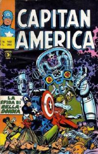 Capitan America (1973) #102