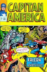 Capitan America (1973) #103