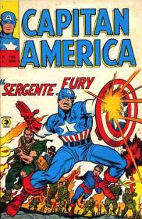 Capitan America (1973) #105