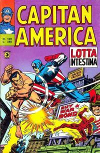 Capitan America (1973) #109