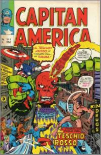 Capitan America (1973) #111