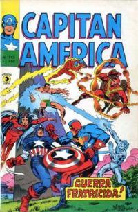 Capitan America (1973) #113
