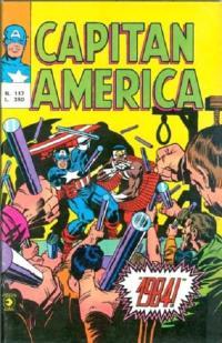 Capitan America (1973) #117