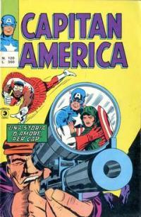 Capitan America (1973) #120