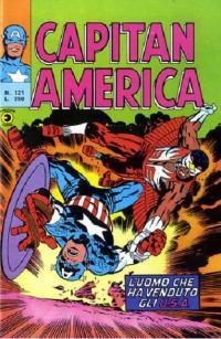 Capitan America (1973) #121