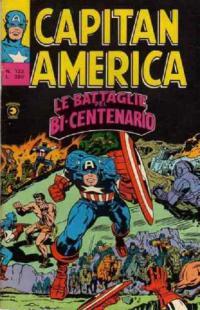 Capitan America (1973) #123