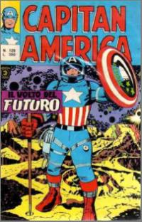 Capitan America (1973) #125
