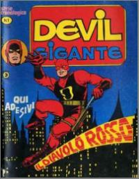 Devil Gigante (1977) #001