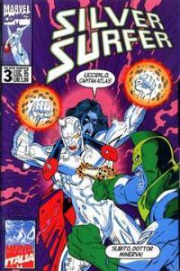 Silver Surfer (1995) #003