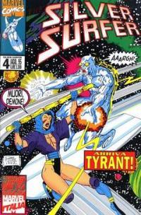 Silver Surfer (1995) #004