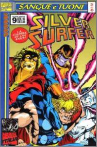 Silver Surfer (1995) #009