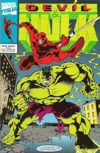Devil & Hulk (1994) #000