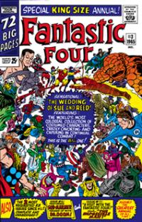 Fantastic Four Annual (1963) #003