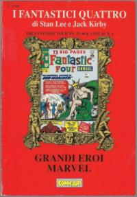 Grandi Eroi Marvel (1992) #005