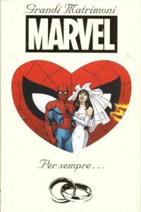Grandi Matrimoni Marvel (2019) #001