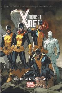 Nuovissimi X-Men (2014) #001