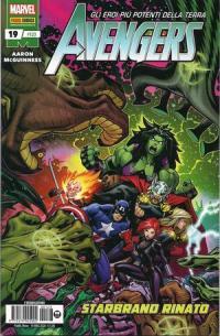 Avengers (2012) #123