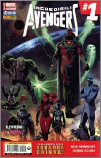 Incredibili Avengers (2013) #025