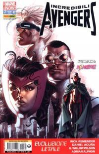 Incredibili Avengers (2013) #026