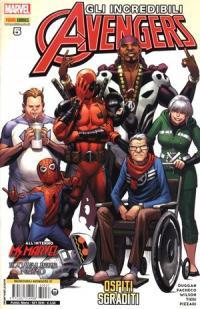 Incredibili Avengers (2013) #037