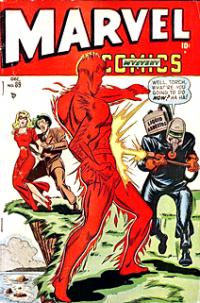 Marvel Mystery Comics (1939) #089