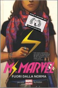 Ms. Marvel (2016) #001