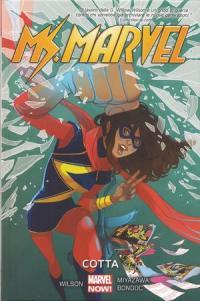 Ms. Marvel (2016) #003
