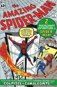 Amazing Spider-Man 1 (2007) #001