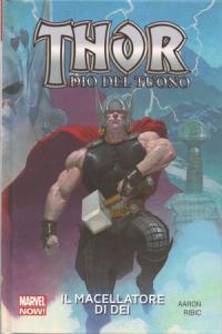 Thor Dio Del Tuono (2014) #001