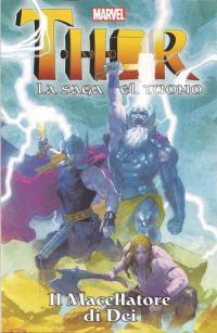 Thor La Saga Del Tuono (2017) #001