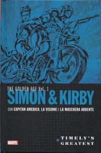 Timely's Greatest Simon & Kirby (2020) #001