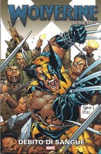 Wolverine Serie Oro (2017) #018