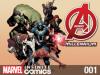 Avengers: Millennium (2015) #001