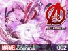 Avengers: Millennium Infinite Comic (2015) #002