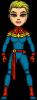 Captain Marvel [10]