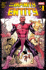 Infinity Entity (2016) #001