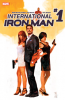 International Iron Man (2016) #001