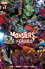 Monsters Unleashed (2017) #001