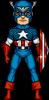 Captain America [CEF] [R]